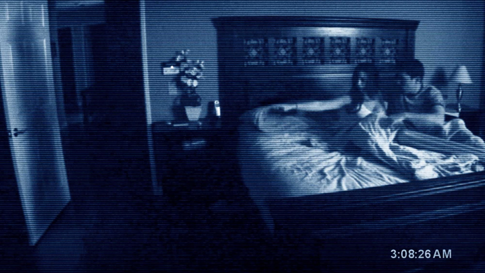Man's 'ghost cam' catches his girlfriend having sex with his son