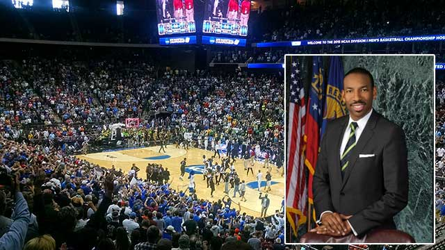 City councilman asks NCAA to move Final Four to Atlanta due to controversial law in Indiana