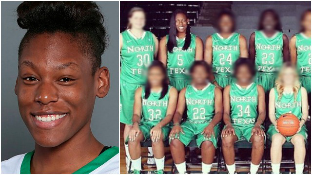 North Texas star forward Eboniey Jeter found dead in dorm