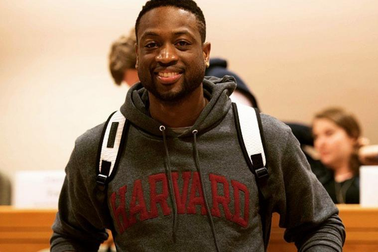 Miami Heat's Dwyane Wade completes 4-day executive course at Harvard